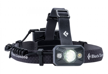 black diamond 2017 lampe frontale icon 500 lumens noir