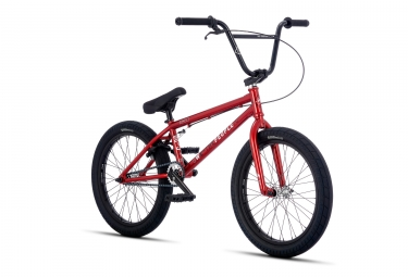 BMX Freestyle WeThePeople CURSE 20´´ Rouge 2017
