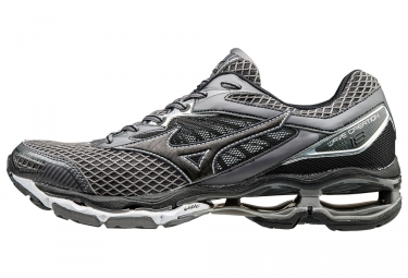 Mizuno wave creation 18 noir argent 41