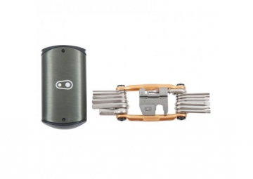 CRANKBROTHERS Multi-Outils M19 19 Fonctions Or