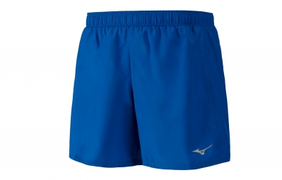 Short Mizuno Core Square 5.5 Bleu