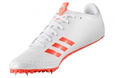 adidas running sprintstar blanc orange homme 46 2 3