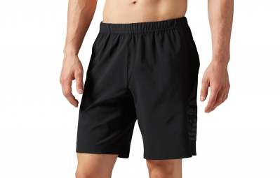 short homme reebok speed noir l