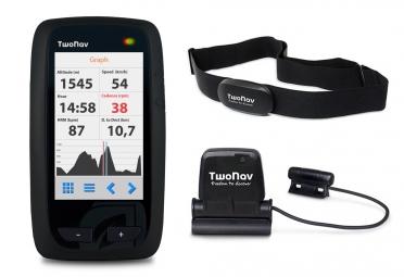 TWONAV Anima+ GPS With France Map + HRM + Cadence Sensor