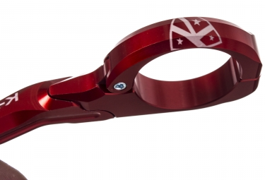 support k edge k13 1605 wahoo elment pro mount 31 8mm rouge