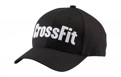 casquette reebok crossfit noir