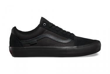 Chaussures Vans Old Skool Pro Noir