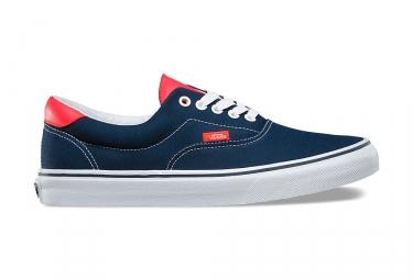 Chaussures vans era bleu rouge 42 1 2