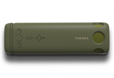 Enceinte Portable RYGHT Pureidea i2 Vert Kaki avec PowerBank