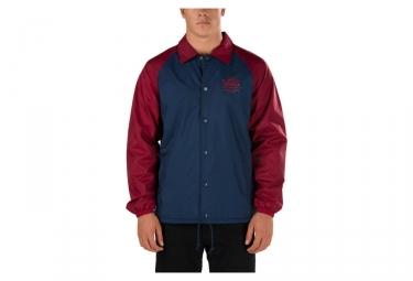 Vans Torrey Jacket Blue Red