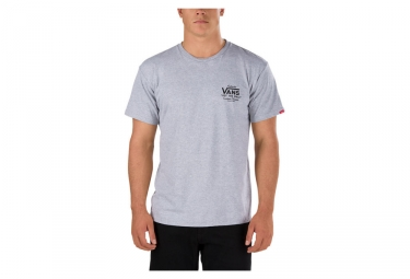 T-Shirt Vans Holder Classic Gris