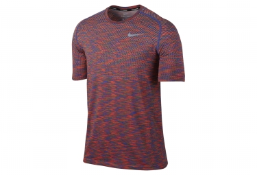 maillot nike dri fit knit multi couleur homme s