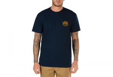 T-Shirt Vans Holder Classic Bleu