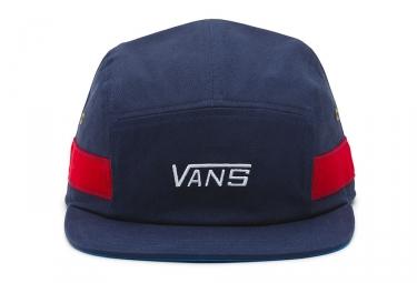 casquette vans academy camper bleu