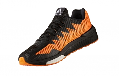 adidas running VENGEFUL Black Orange Men