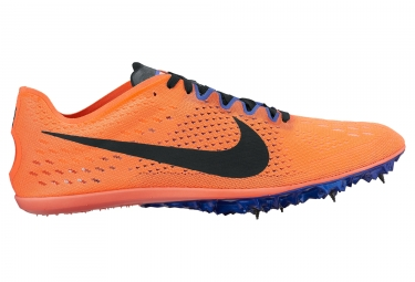 nike zoom victory 3 orange bleu unisex 45