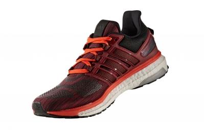 adidas running energy boost 3 rouge orange homme 46