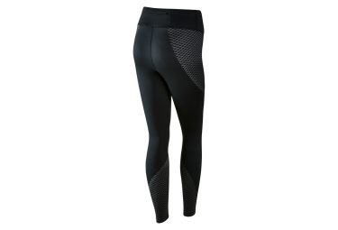 Collant Long Femme NIKE Zonal Strength Noir Gris