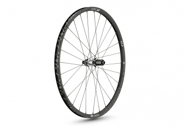 Roue Arrière DT SWISS E1700 Spline Two 27.5'' | 12x142mm | Corps Sram XD | Center Lock Noir
