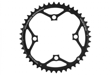 plateau vtt rotor noq xc3 externe 104mm noir 44