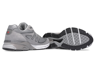 new balance nbx 990 v4 gris homme 46 1 2