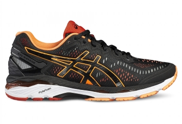 asics gel kayano 23 orange noir 40 1 2