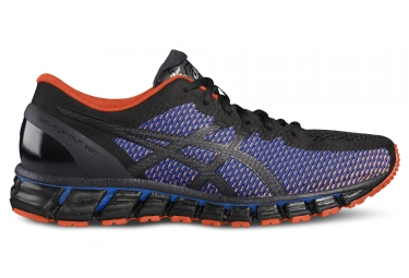 asics gel quantum 360 cm noir bleu orange 46