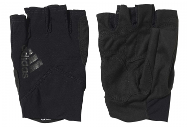 Paire de Gants Courts adidas cycling ADISTAR CD.ZERO3 Noir