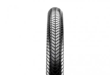 pneu bmx maxxis grifter 20 dual rigide tanwall 2 30