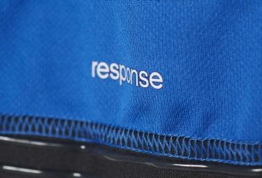 Maillot Manches Courtes adidas cycling RESPONSE TEAM Bleu