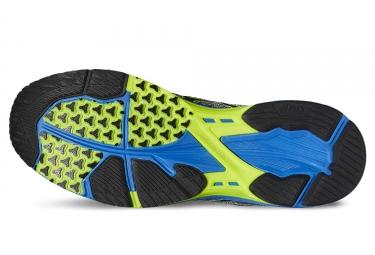 asics gel ds trainer 22 gris bleu jaune 40