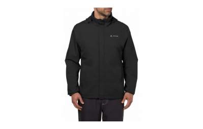 Vaude Escape Bike Light Jacket Black