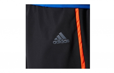 Short de Sport adidas running RESPONSE Noir Orange