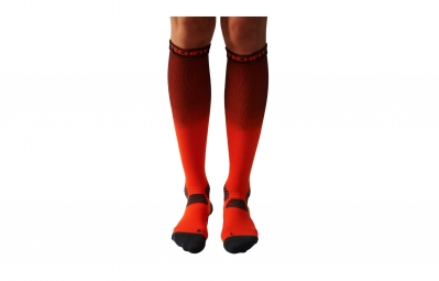 Chaussettes de Compression adidas running Terrex Rouge