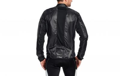 veste coupe vent vaude pro windshell lw noir l