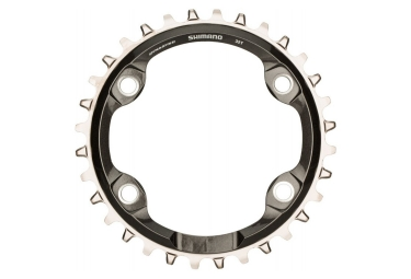 SHIMANO XT M8000 Mono Chainring 11V 96mm Grey