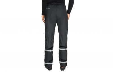 Pantalon Imperméable Vaude Luminum Noir