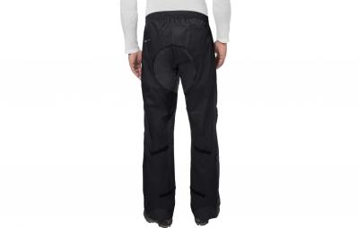 Pantalon Imperméable Vaude Drop II Noir