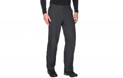Pantalon impermeable vaude cyclist noir s