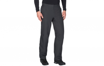 pantalon impermeable vaude cyclist noir xl