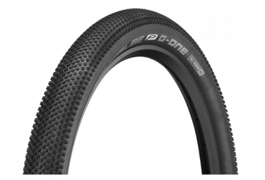 pneu gravel schwalbe g one allround evolution 27 5 650b microskin tubeless ready souple 1 50