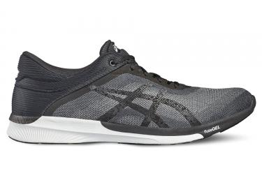 Chaussures de Running Asics FuzeX Rush Noir / Gris