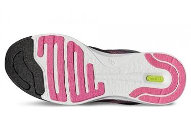 Chaussures de Running Femme Asics FuzeX Rush Noir / Rose