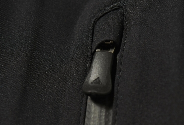 Veste Coupe-Vent Imperméable adidas cycling ADISTAR PLUVIUS Noir
