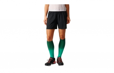 Pantalón corto deportivo mujer adidas TERREX AGRAVIC Negro