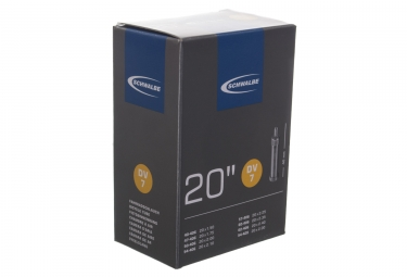 Chambre a air SCHWALBE DV7 20'' 1.75-2.125 Dunlop