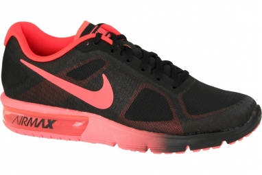 Sneakers nike air max sequent noir 44 1 2