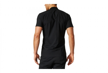 Maillot Manches Courtes adidas running Terrex Agravic Noir