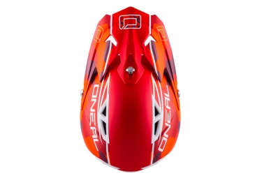 Casque Intégral ONEAL WARP EDGY CAMO Rouge