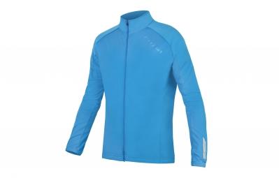 endura veste roubaix bleu s